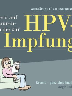 HPV-Heft: Vero auf Spurensuche