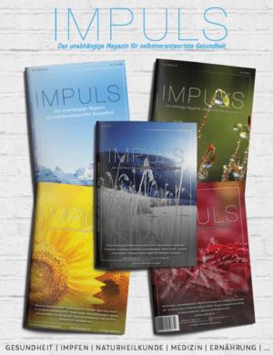 IMPULS - Frühlingsaktion 2017 (kompl. Jg 2016 + Abo 2017)
