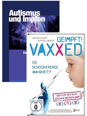 VAXXED + 3 Gratis-Aufkleber + Versand in D ohne Mindestbestellwert!