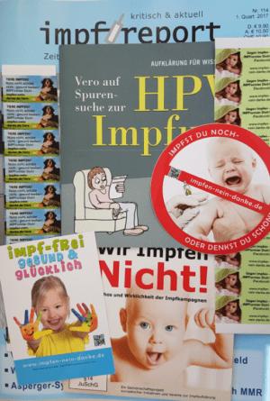 8-Teile Set Erstausstattung impf-report