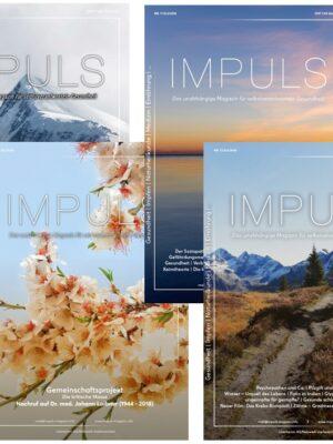 Set: IMPULS Magazin Jahrgang 2017