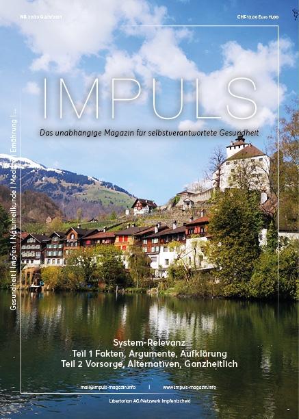 IMPULS Magazin 22/23 Q2-3/2021