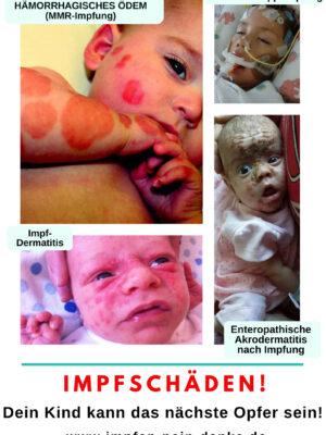 Impfschaden-Flyer