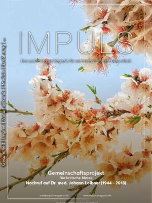 IMPULS Magazin Nr. 10 Q2/18 – Gemeinschaftsprojekt