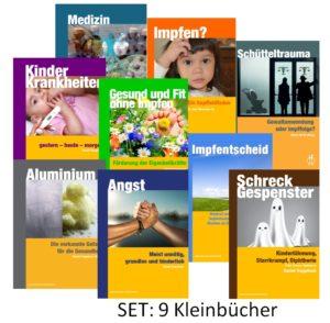 SET: Mittelbuchreihe 4 Bücher