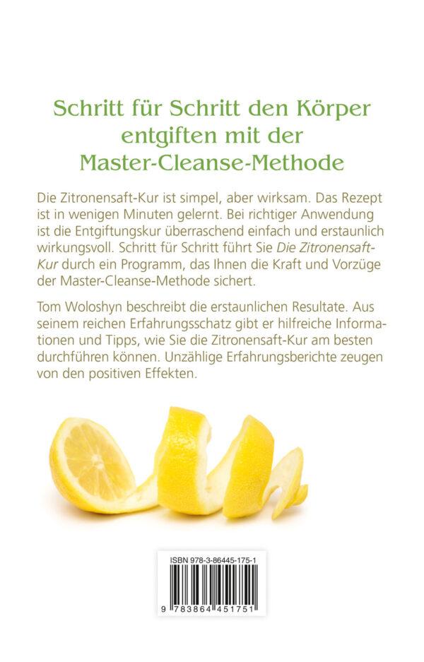 Die Zitronensaft-Kur: Das DETOX-Programm für maximale Entgiftung